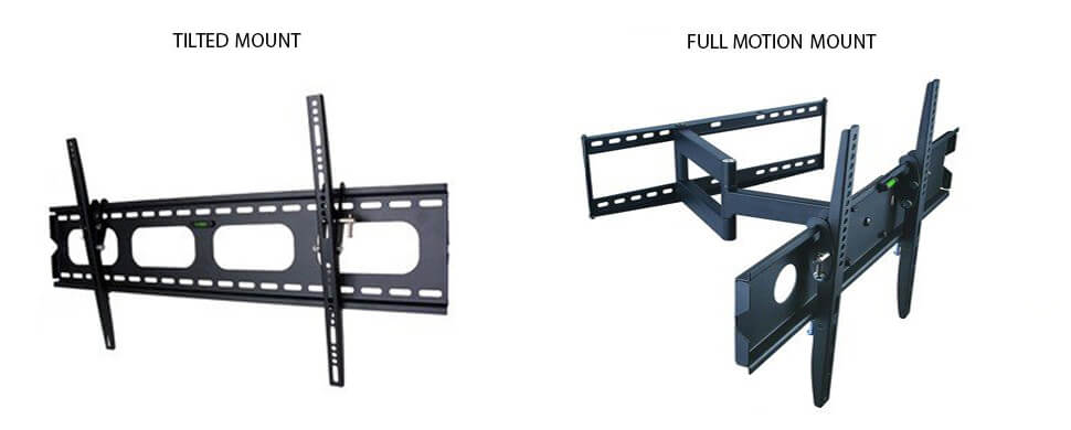 TV Wall Mount Types