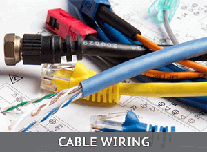 Cable wiring